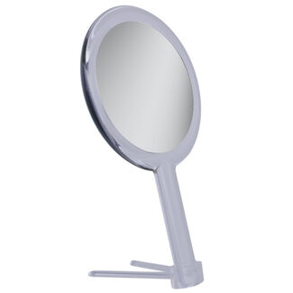 Zadro Dual Sided Magnification Hand Held Mirror